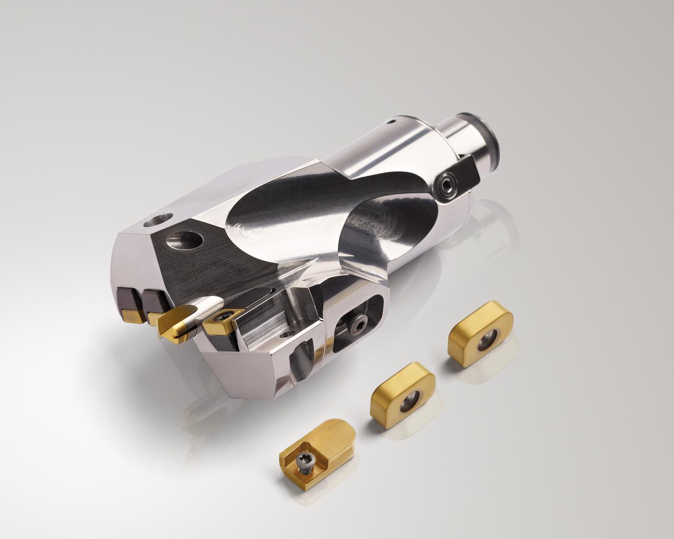 Modular Drill Heads
