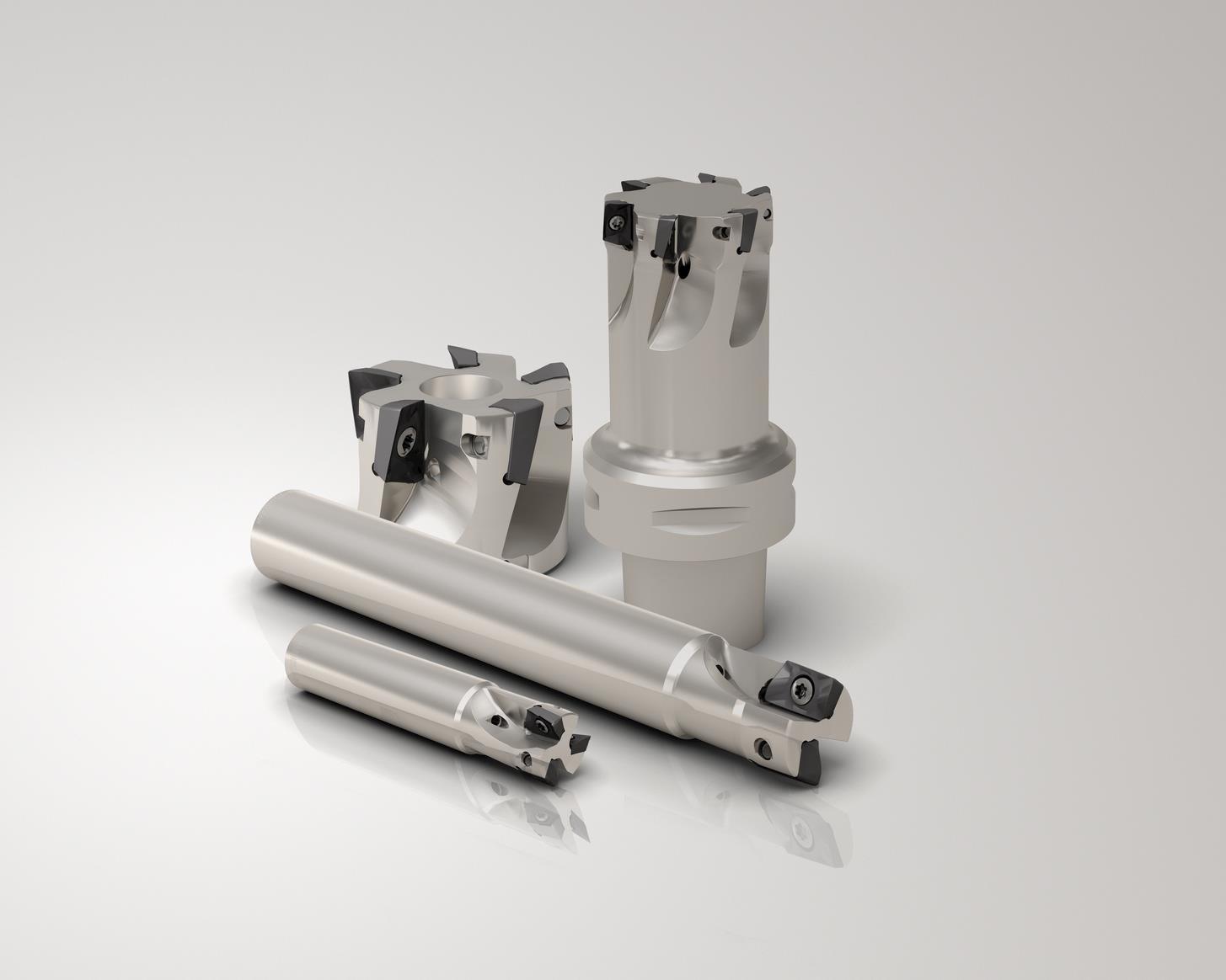 Turbo - 2-Cutting-Edge Single-Sided Inserts