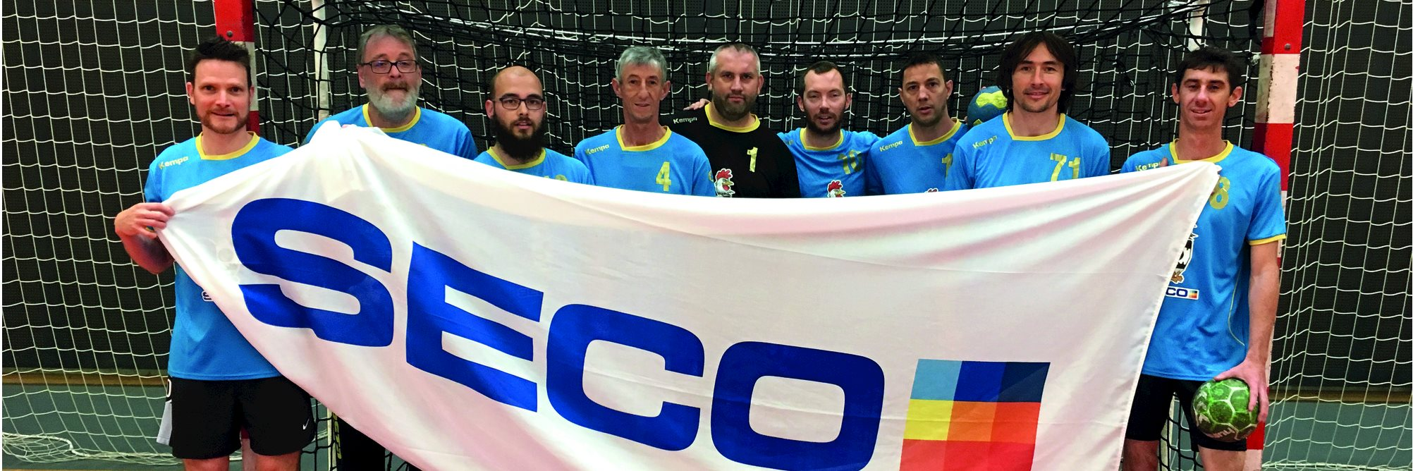 Seco flag flies high at World Company Games